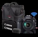 EOS 6D 24-105 f/4L IS USM Kit with BONUS Accessory Kit