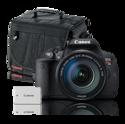 EOS Rebel T5i 18-135 IS STM Kit with BONUS Accessory Kit