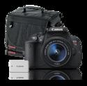 EOS Rebel T5i 18-55 IS STM Kit with BONUS Accessory Kit