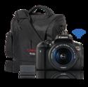 EOS Rebel T6i 18-55 IS STM Kit with BONUS Accessory Kit