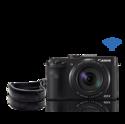 PowerShot G3 X avec dragonne EN PRIME