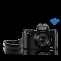 PowerShot G5 X avec dragonne EN PRIME