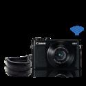 PowerShot G9 X avec dragonne EN PRIME