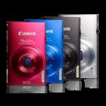 PowerShot ELPH 320 HS with Case