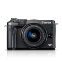 EOS M6 EF-M 15-45mm IS STM Kit