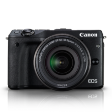 EOS M3 EF-M 18-55mm IS STM Kit