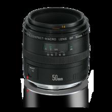EF 50mm f/2.5 Compact-Macro