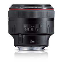 EF 85mm f/1.2L II USM