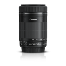 EF-S 55-250mm f/4-5.6 IS STM