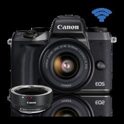 EOS M5 EF-M 15-45 IS STM Kit