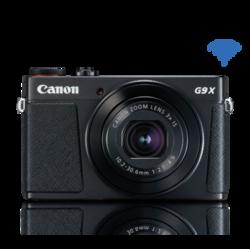 PowerShot G9 X Mark II