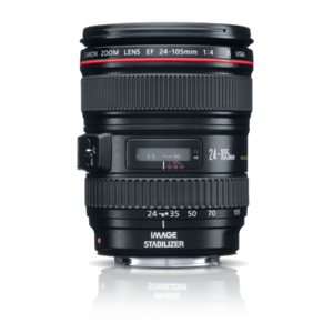 EF 24-105mm f/4L IS USM