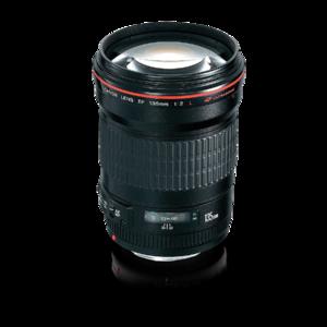 EF 135mm f/2.0L USM