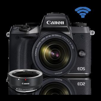 EOS M5 EF-M 18-150 IS STM Kit