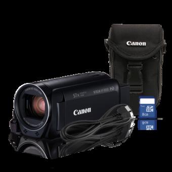 VIXIA HF R800 with BONUS Case and 8GB SD Card