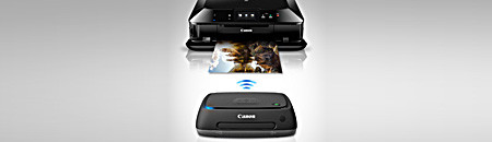 Connectivity with Compatible Wireless Printers