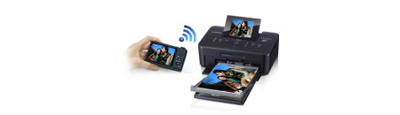Direct Wireless Printing to Selphy CP900