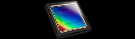 18 MP CMOS Sensor