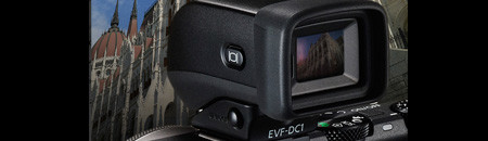 Electronic Viewfinder Compatibility