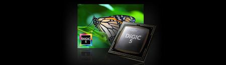 Processeur d'images DiG!C 5