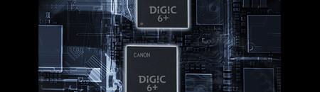Deux processeurs DIGIC 6+