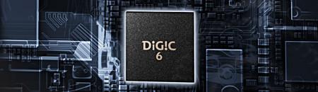 Deux processeurs d'images DiG!C 6