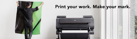 Make Your Mark with Large Format Pro-Series Printers