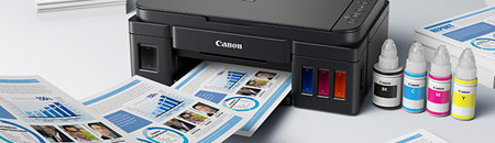 Print up to 6,000 Crisp Black Pages / 7,000 Stunning Colour Pages