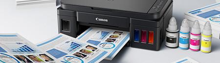 Imprimez jusqu'à 6000pages nettes en noir / 7000pages aux couleurs renversantes