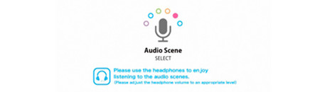Audio Scene Select