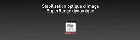 Stabilisation d'image dynamique