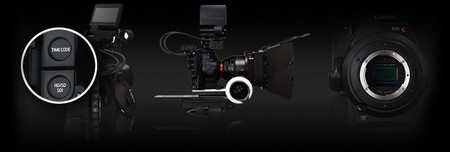 Canon's First EOS System Built for Cinematographers