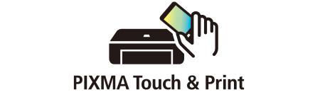 PIXMA Toucher et Imprimer