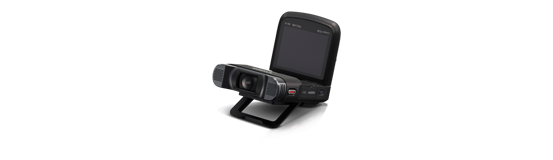 Record like a pro with this pocket-sized camcorder
