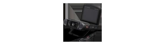 Filmez comme un pro grâce à ce caméscope de poche.