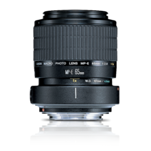 MP-E 65mm f/2.8 1-5x Macro Photo