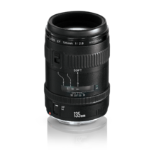 EF 135mm f/2.8 with Softfocus