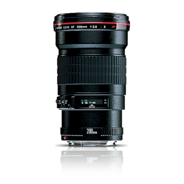 EF 200mm f/2.8L II USM