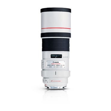 EF 300mm f/4L IS USM