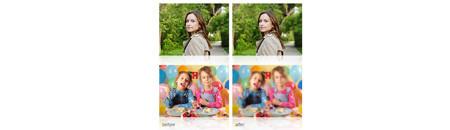 Background Blur & Soft Focus