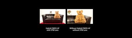 Hybrid CMOS