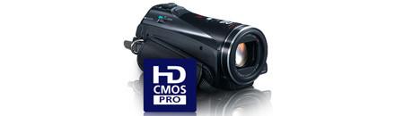 Capteur d'image CMOS Pro HD