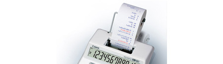 Printing Calculators (Taxing and Records)