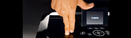 Système tactile intelligent avec navigation par affichage lumineux