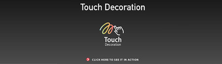 Touch Decoration